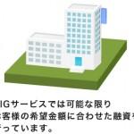 株式会社BIGサービス(不動産会社専門融資)